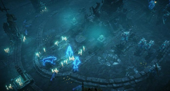 New Diablo Immortal footage shows updated models and gameplay