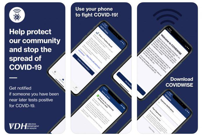 Virginia Releases COVID-19 Exposure App Based on Apple and Google API