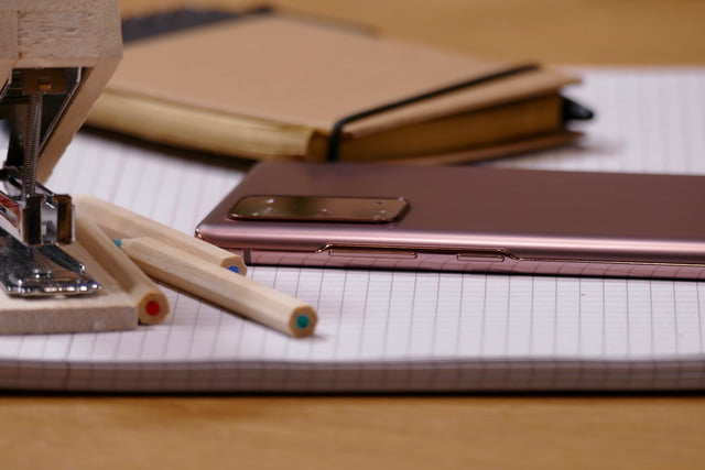 samsung galaxy note 20 ultra hands on features price photos release date side