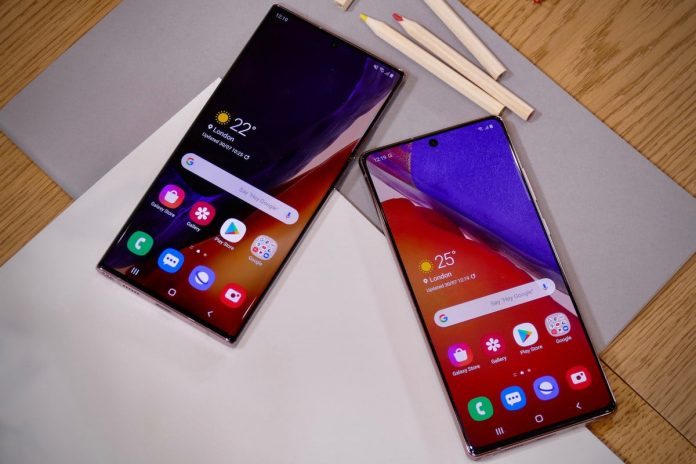 Samsung Galaxy Note 20 vs. Galaxy Note 20 Ultra: $200 goes a long way