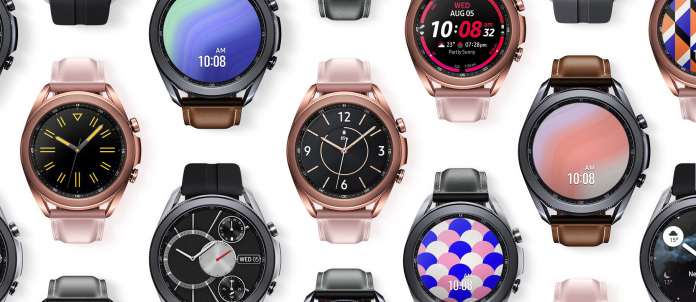 Samsung Galaxy Watch 3, Galaxy Buds Live now available