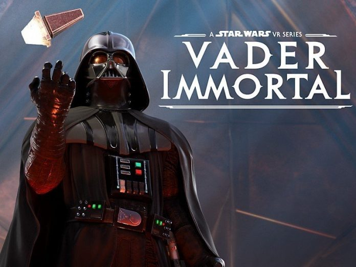 The Vader Immortal Trilogy forces its way onto PSVR on August 25