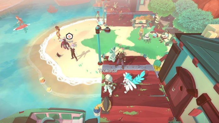 PS5 is getting its own Pokémon clone with Temtem in 2021