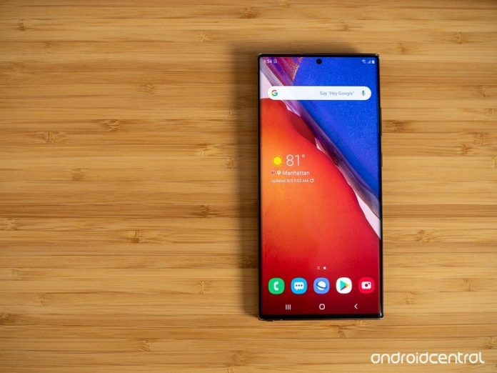 Galaxy Note 20 gets first update with performance improvements, bug fixes