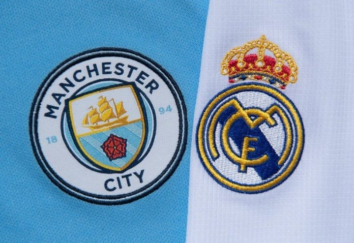 How to watch Manchester City vs Real Madrid Champions League live stream