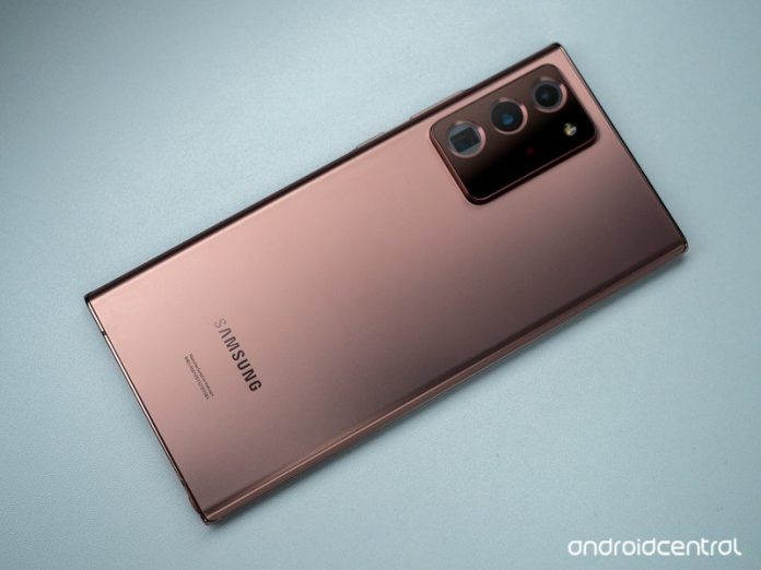 What's your favorite color for the Galaxy Note 20?