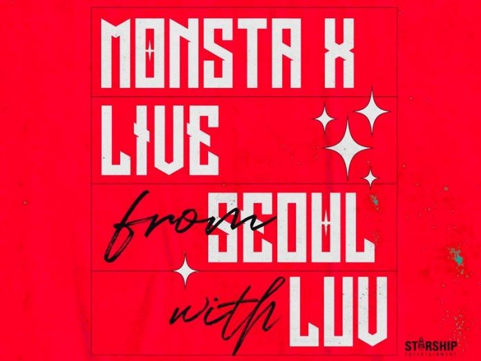 How to watch Monsta X Live 'From Seoul with Luv' live from anywhere