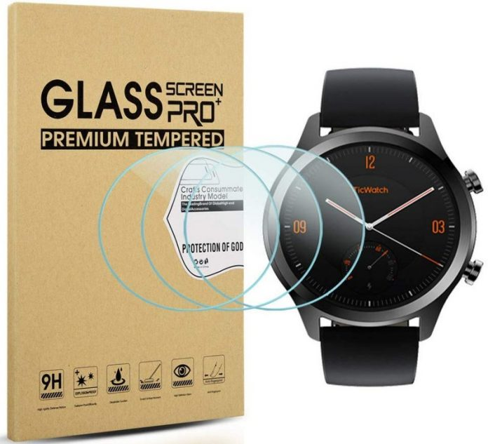 Safeguard your TicWatch S2 with a screen protector