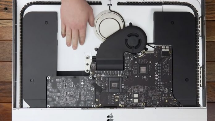 2020 iMac Teardown Reveals Internal Changes and Similarities