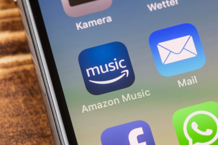 Podcasts Coming to Amazon Music and Audible