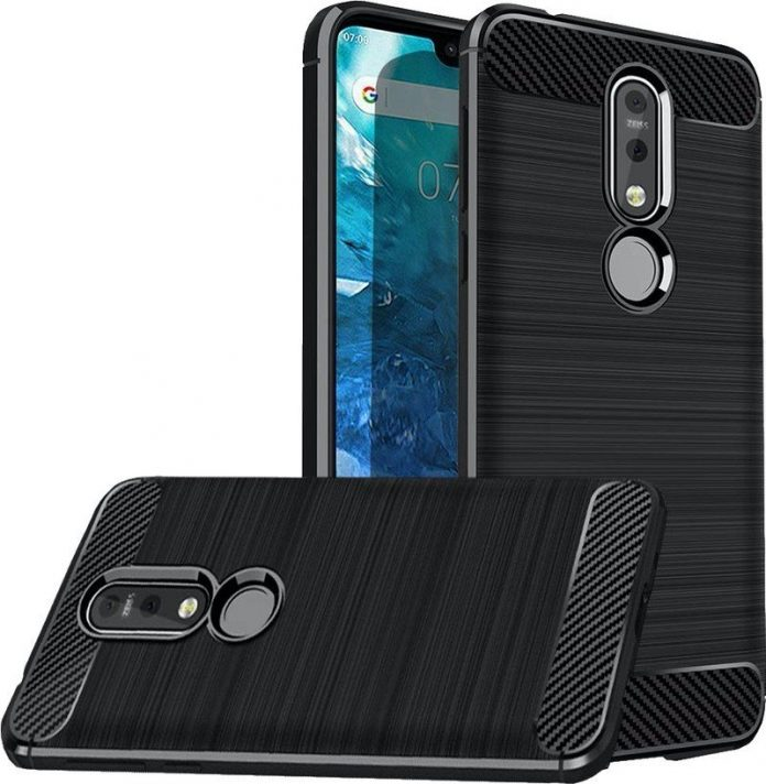 You don't want anything to happen to your Nokia 7.1, so get a case for it