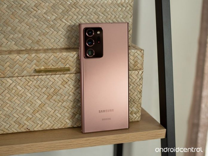 Are you a fan of the Note 20's Mystic Bronze color?