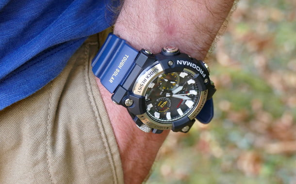 Casio GWF-A1000 Frogman review: A worthy dive watch