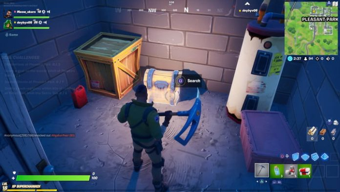 All Fortnite week 9 challenges, and how to complete them