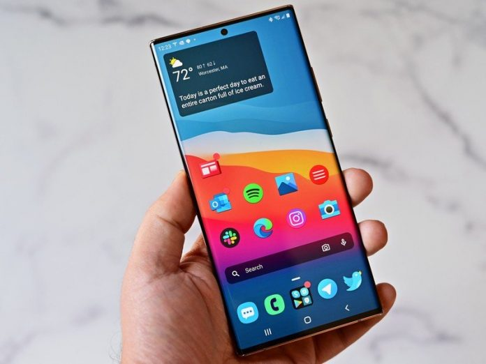 Fluent Icon Pack is a perfect companion to Microsoft Launcher for Android
