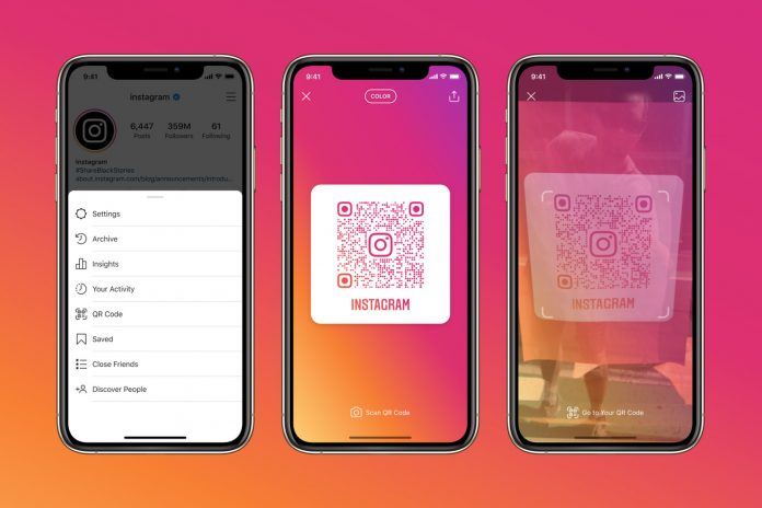 Instagram Launches QR Codes Worldwide