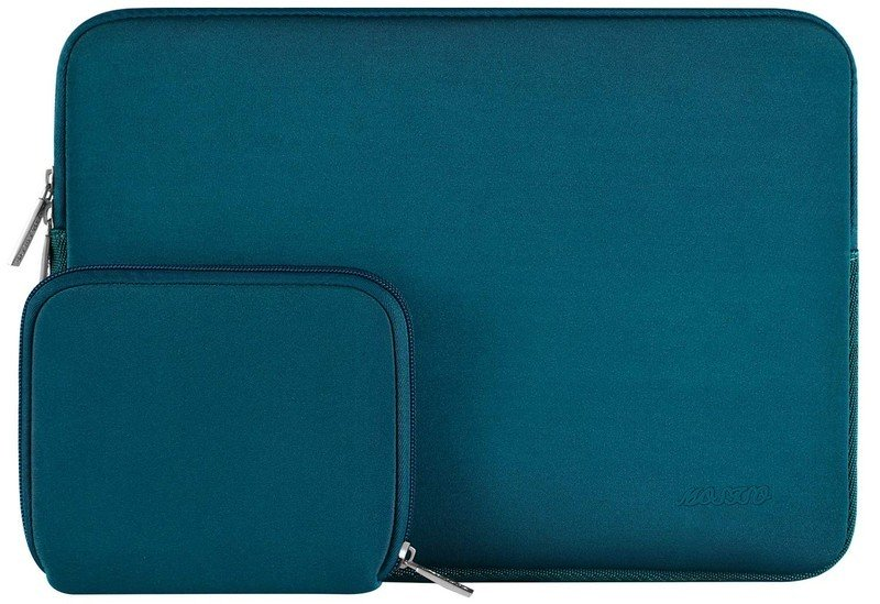 mosiso-laptop-sleeve-with-cable-case-tea