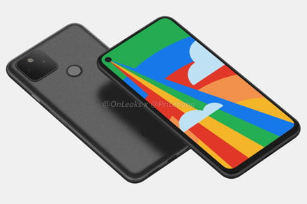 New leaks offer the best look at Google's Pixel 5 and Pixel 4a (5G) phones