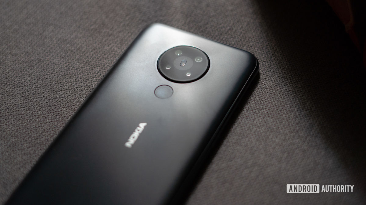 Nokia 5.3 camera module