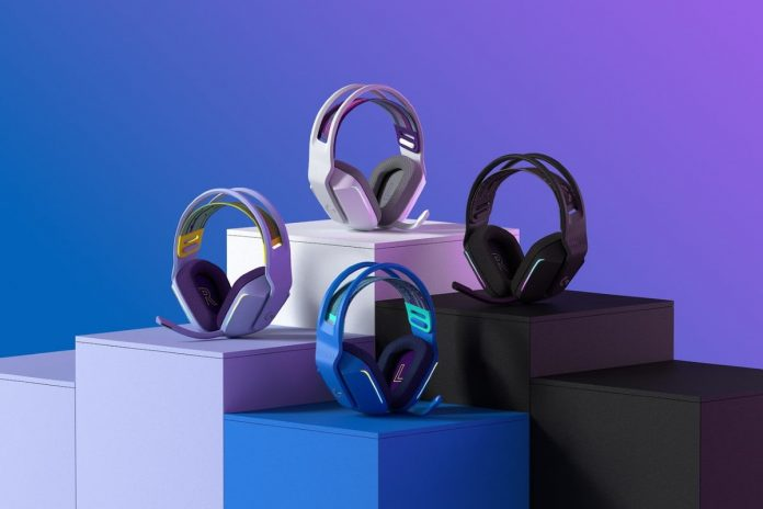 New Logitech wireless headset, colorful gaming peripherals seek mass appeal