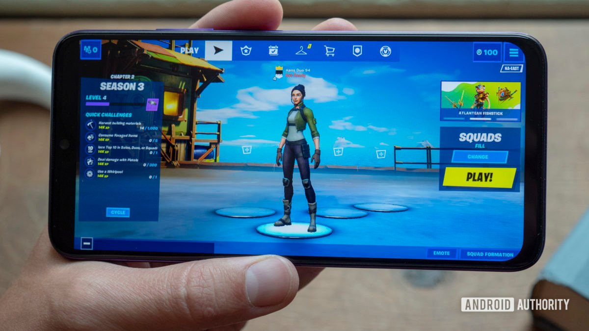 blu g90 pro review fortnite gameplay 1