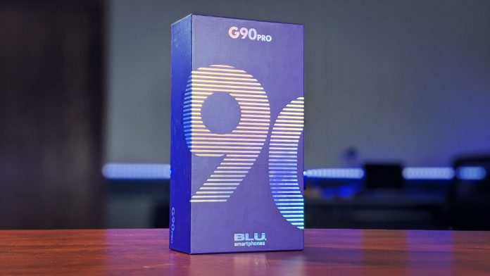 Blu G90 Pro review