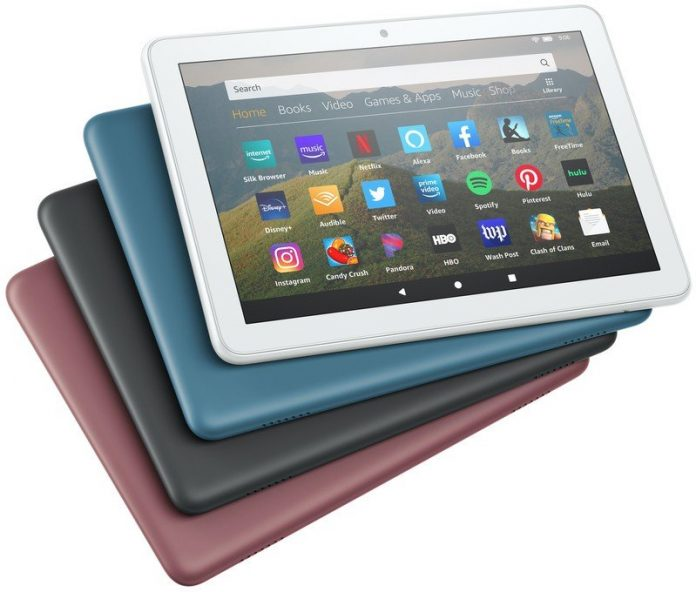 Which of Amazon's Fire HD tablets best fits your life?