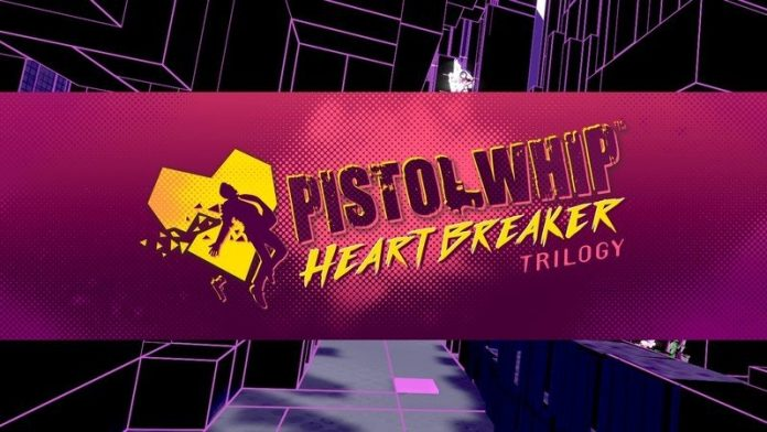 Pistol Whip Heartbreaker Trilogy free DLC out now to cool down your Summer