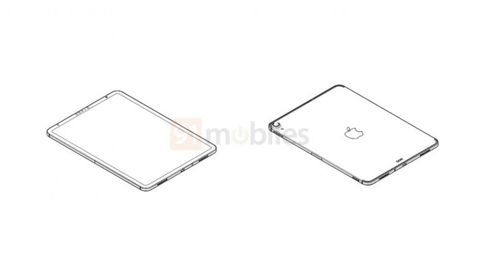 Alleged 10.8-Inch iPad Design Schematics Emerge