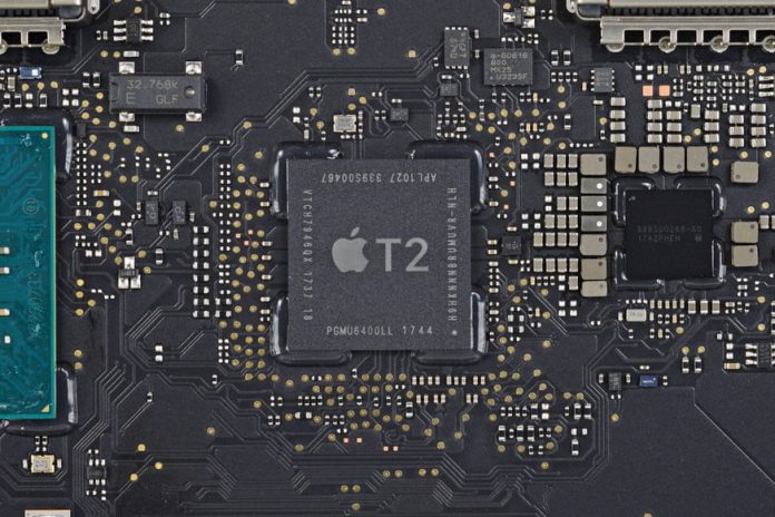 You've had Apple Silicon in your Mac for years, and it's called the T2 chip