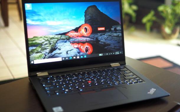 Lenovo ThinkPad X13 Yoga review: Falling behind the times