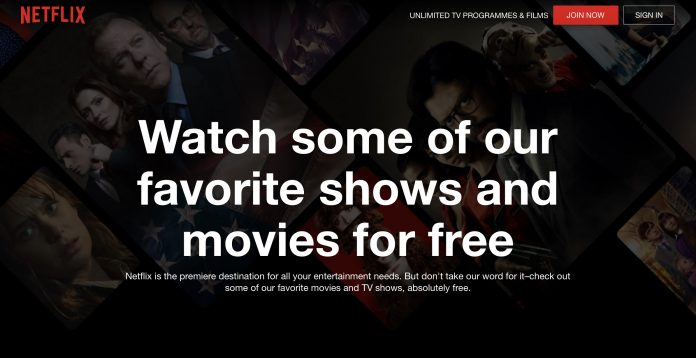 Netflix's Limited Free Access Works on Mac and iPad, but Not iPhone