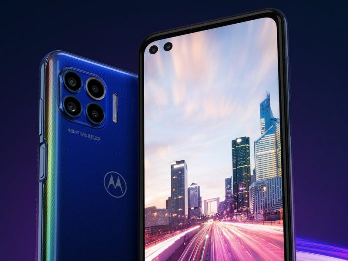 Motorola One 5G has a Snapdragon 765 and 90Hz display for under $500