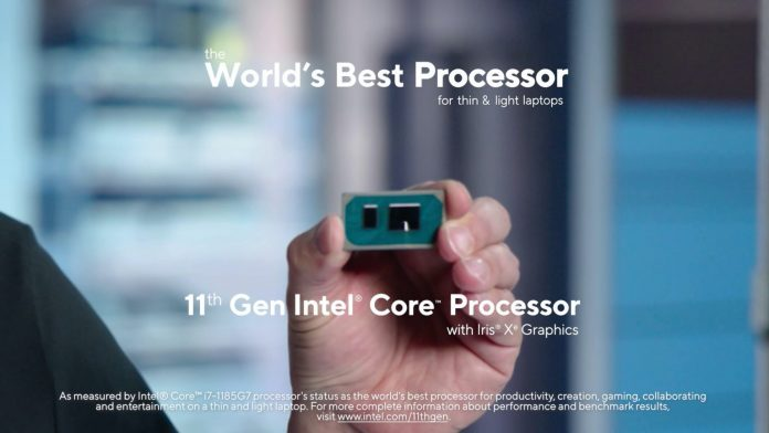 Intel Announces 11th-Generation Tiger Lake Chips as Apple Plans Transition to Arm-Based Apple Silicon