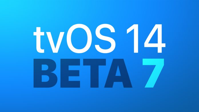 Apple Seeds Seventh Beta of tvOS 14 to Developers