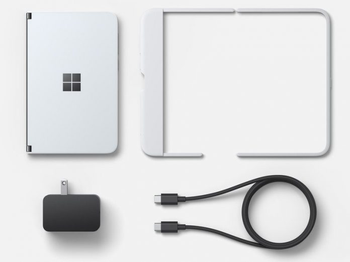 Microsoft Surface Duo official bumper cases to cost $40 each