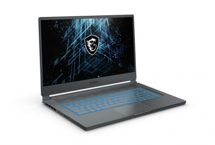 MSI says it's new Stealth 15M is the world's thinnest gaming laptop