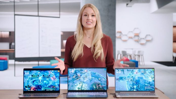 All laptops are now gaming laptops