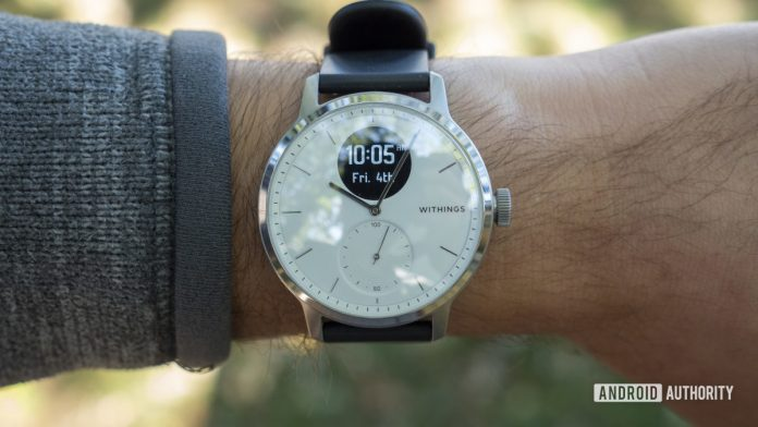 Withings ScanWatch review: A watch that's after your heart