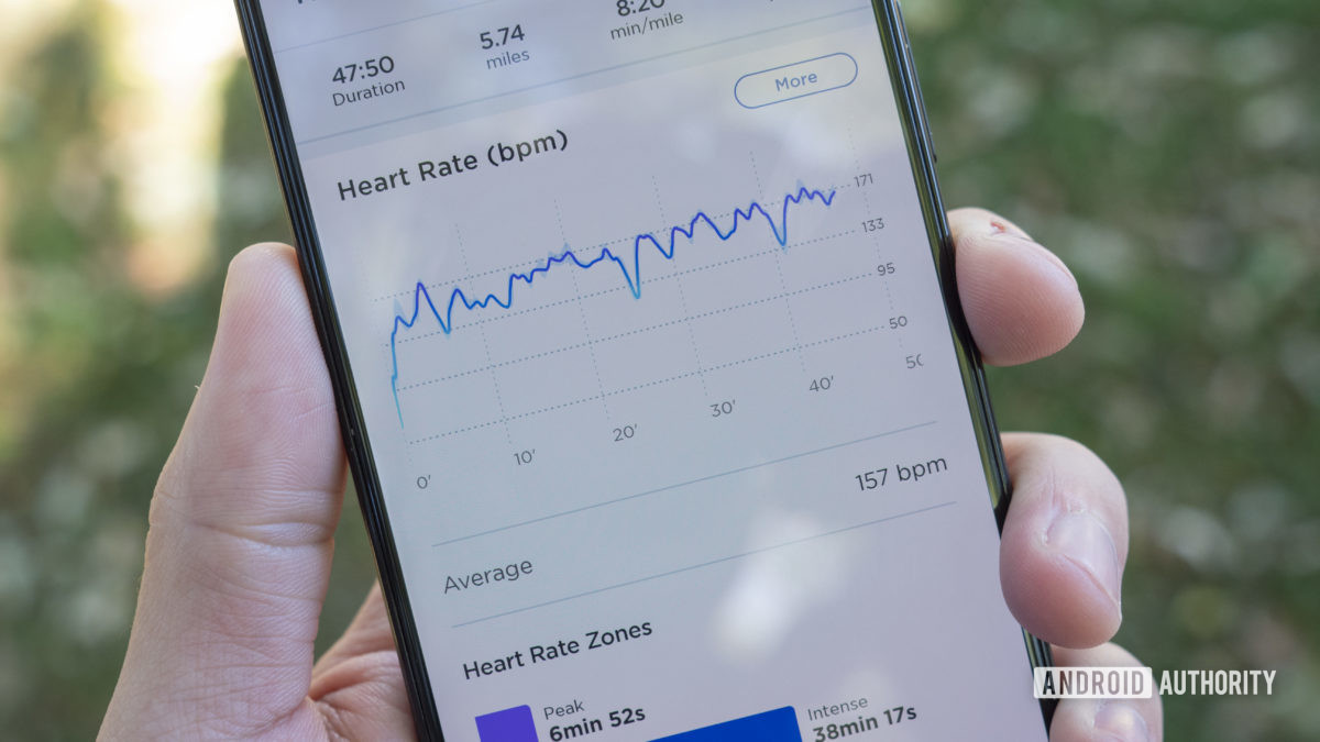 withings scanwatch review heart rate withings health mate app