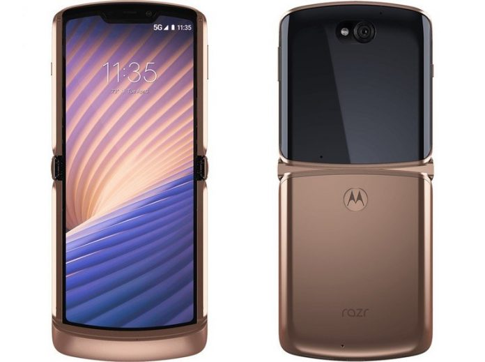 New leak suggests Motorola RAZR 5G will be available on T-Mobile