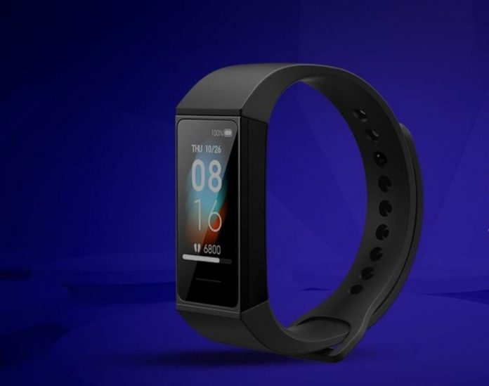 Redmi Smart Band with 14-day battery life debuts in India for ₹1,599 ($22)