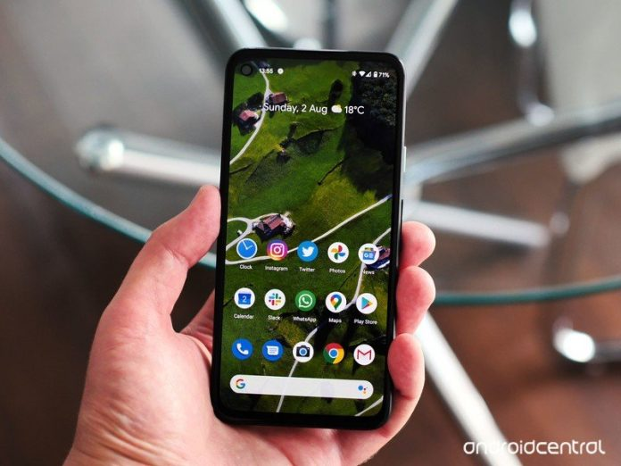 Google's Pixel phones get some exclusive Android 11 features