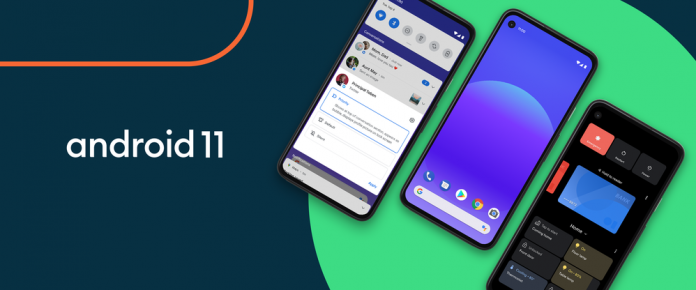 Android 11 makes its formal debut