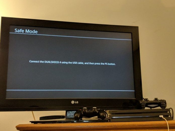 How to stop your PlayStation 4 from starting up in safe mode
