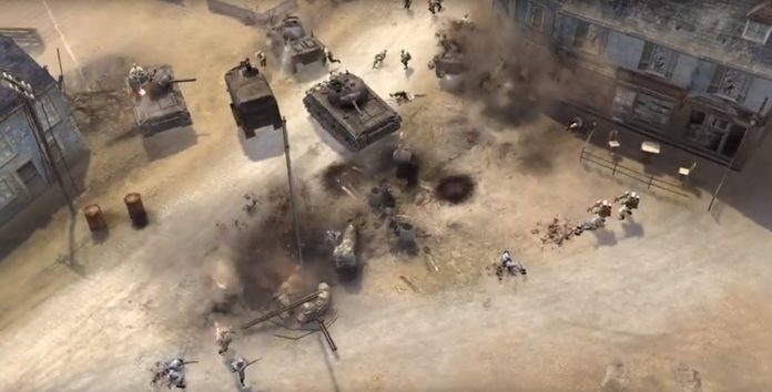Feral Releases Classic RTS 'Company of Heroes' on iPhone
