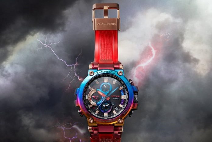 New limited-edition watch may be the most outrageous-looking G-Shock yet