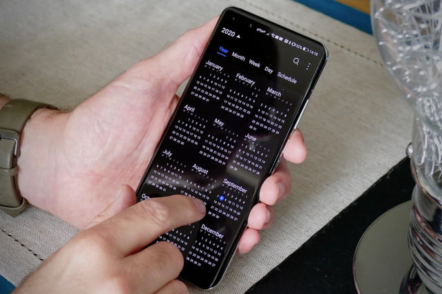 huawei emui 11 hands on news pictures release date calendar app