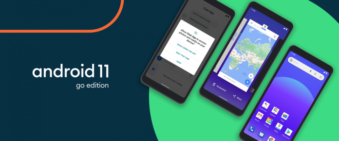 Android 11 Go Edition released by Google
