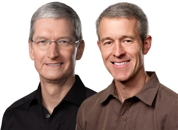 New Report Outlines Potential Successors to Apple's CEO Tim Cook and Other Senior Executives